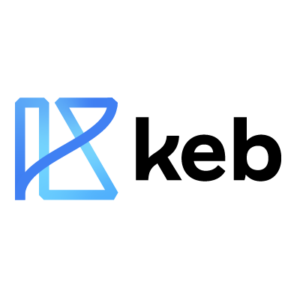 KEB transparent logo