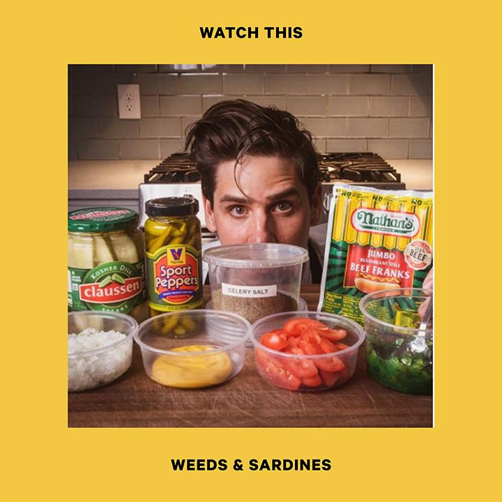 Weed & Sardines Host