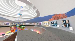 AIGA STL Design Show Lobby