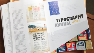 CA Type Annual interior spread