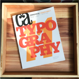 CA Typography 2011 Cover