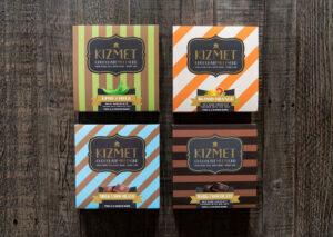 KIZMET Chocolate Packaging