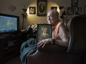 Portrait of Gene Dawson